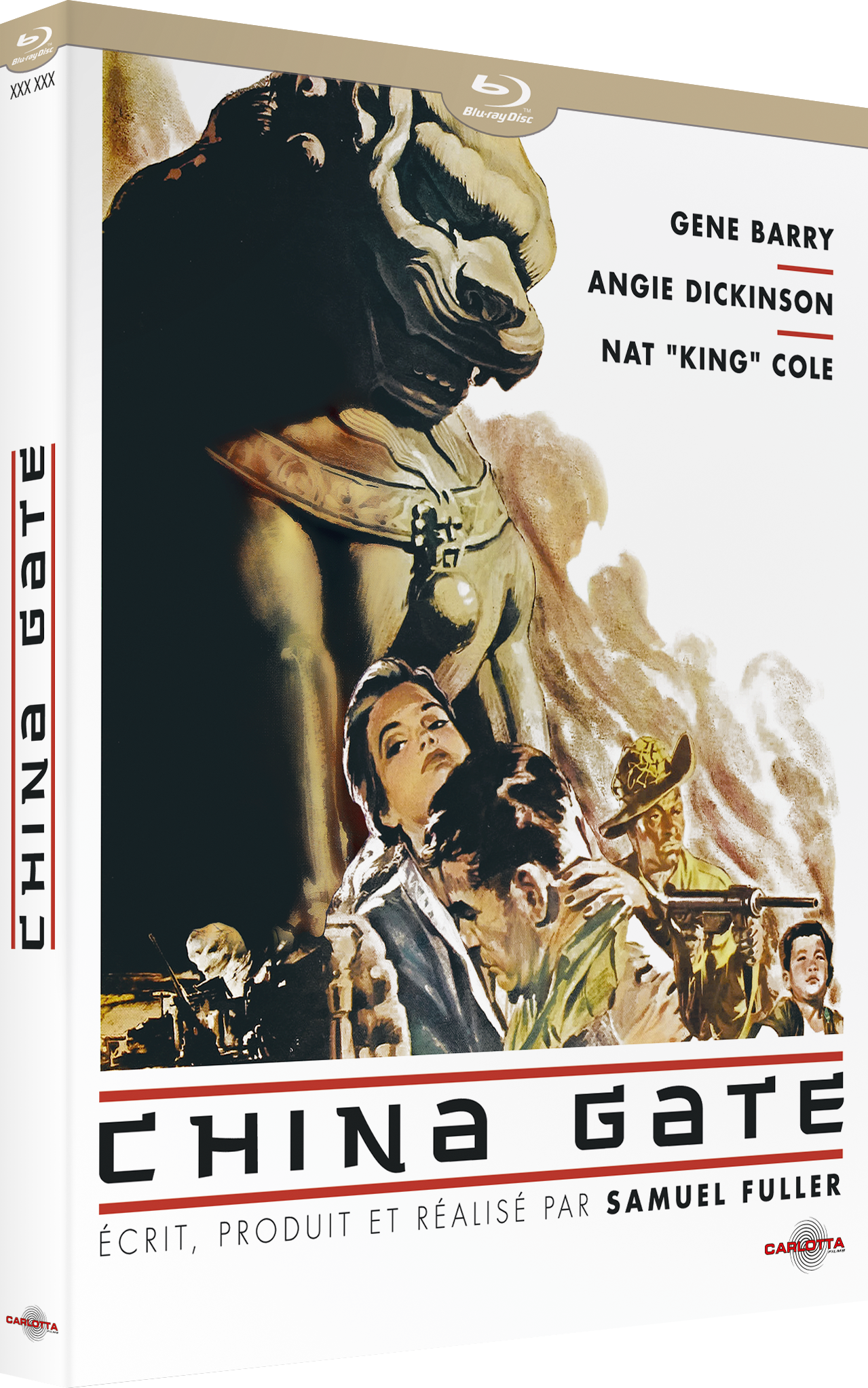 China Gate de Samuel Fuller - CARLOTTA FILMS - La Boutique