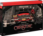 Christine - Coffret Ultra Collector 13 - UHD + Blu-ray + DVD + Livre - CARLOTTA FILMS - La Boutique