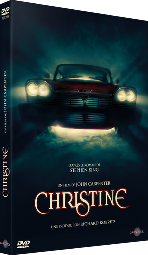Christine de John Carpenter - 18 septembre - CARLOTTA FILMS - La Boutique