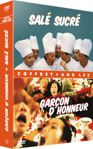 Coffret Ang Lee - DVD - Carlotta Films - La Boutique