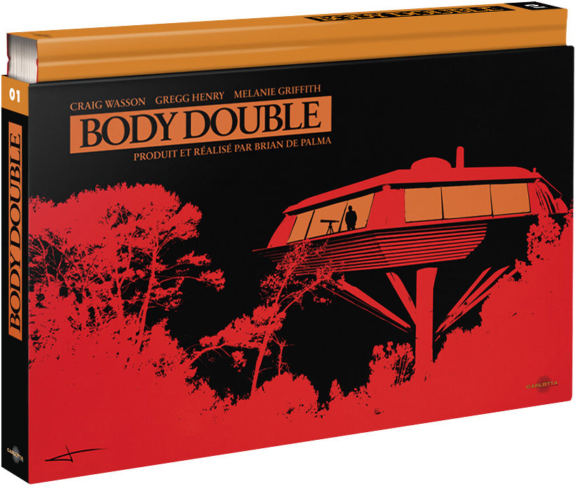 Body Double - Coffret Ultra Collector 01 - Blu-ray + DVD + Livre