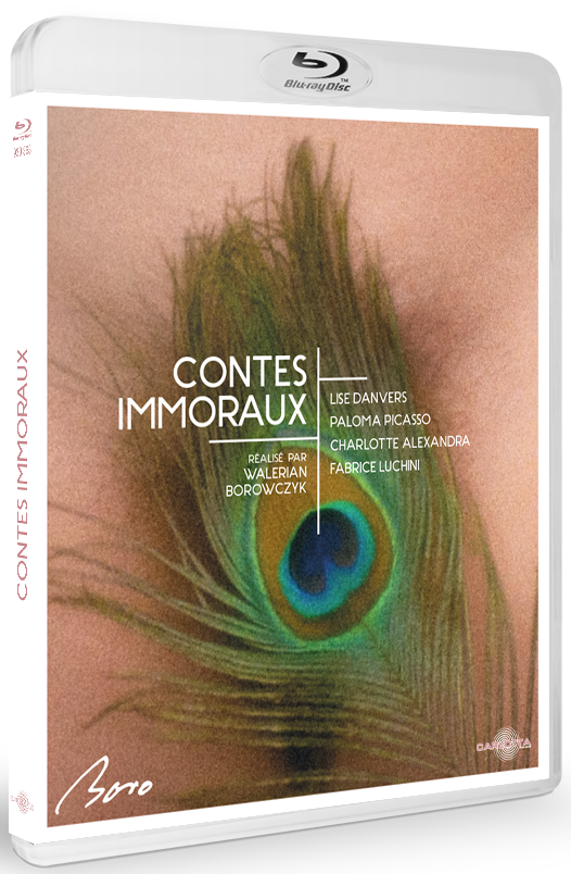 Contes immoraux - Blu-ray - CARLOTTA FILMS - La Boutique