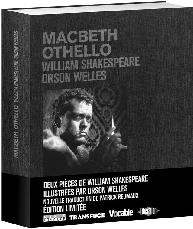 Macbeth Othello - Livre - CARLOTTA FILMS - La Boutique