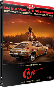 Cujo de Lewis Teague - CARLOTTA FILMS - La Boutique