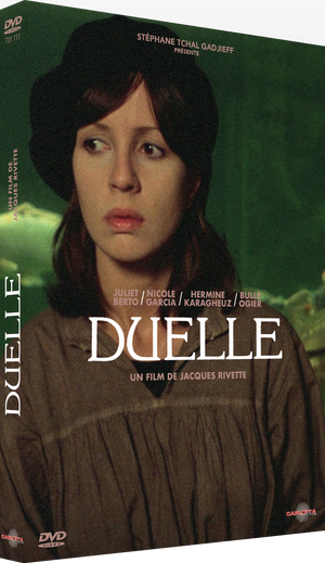 Duelle de Jacques Rivette - CARLOTTA FILMS - La Boutique