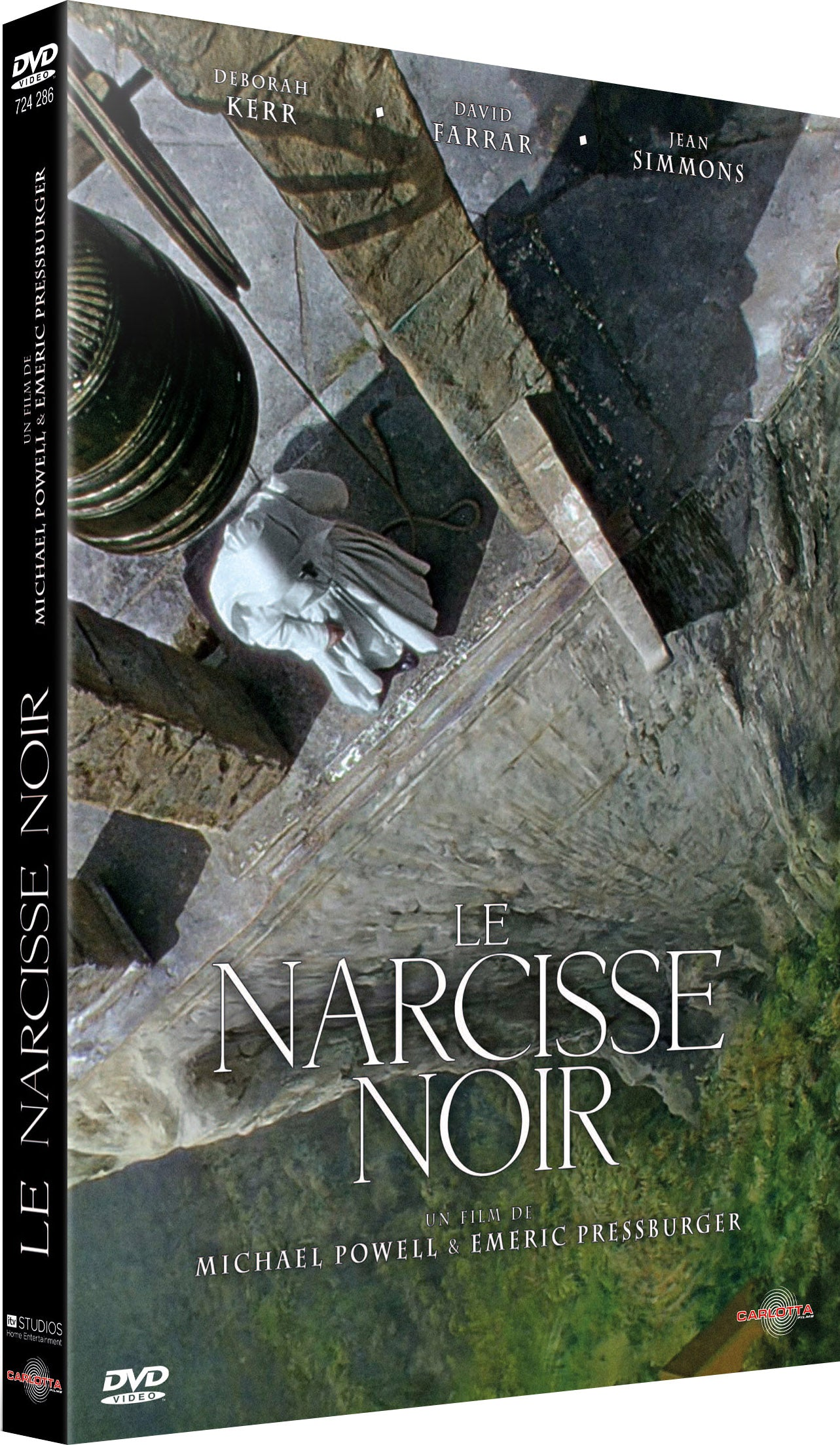 Le Narcisse noir de Michael Powell & Emeric Pressburger - CARLOTTA FILMS - La Boutique