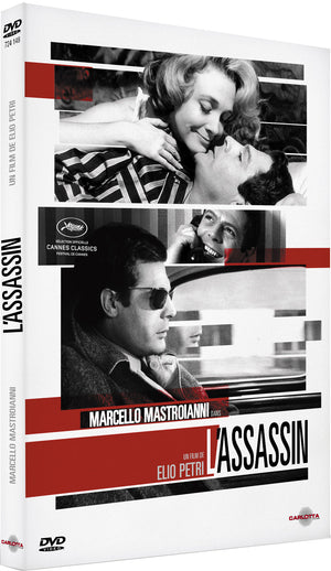 L'Assassin d'Elio Petri - CARLOTTA FILMS - La Boutique