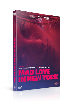 Mad Love in New York de Josh et Benny Safdie - CARLOTTA FILMS - La Boutique
