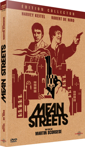 Mean Streets de Martin Scorsese - CARLOTTA FILMS - La Boutique