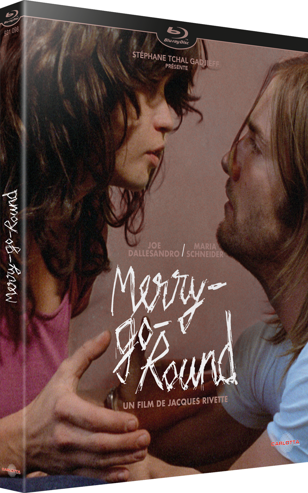 Merry-Go-Round de Jacques Rivette - CARLOTTA FILMS - La Boutique