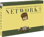 Network, main basse sur la TV - Coffret Ultra Collector 12 - Blu-ray + DVD + Livre - CARLOTTA FILMS - La Boutique