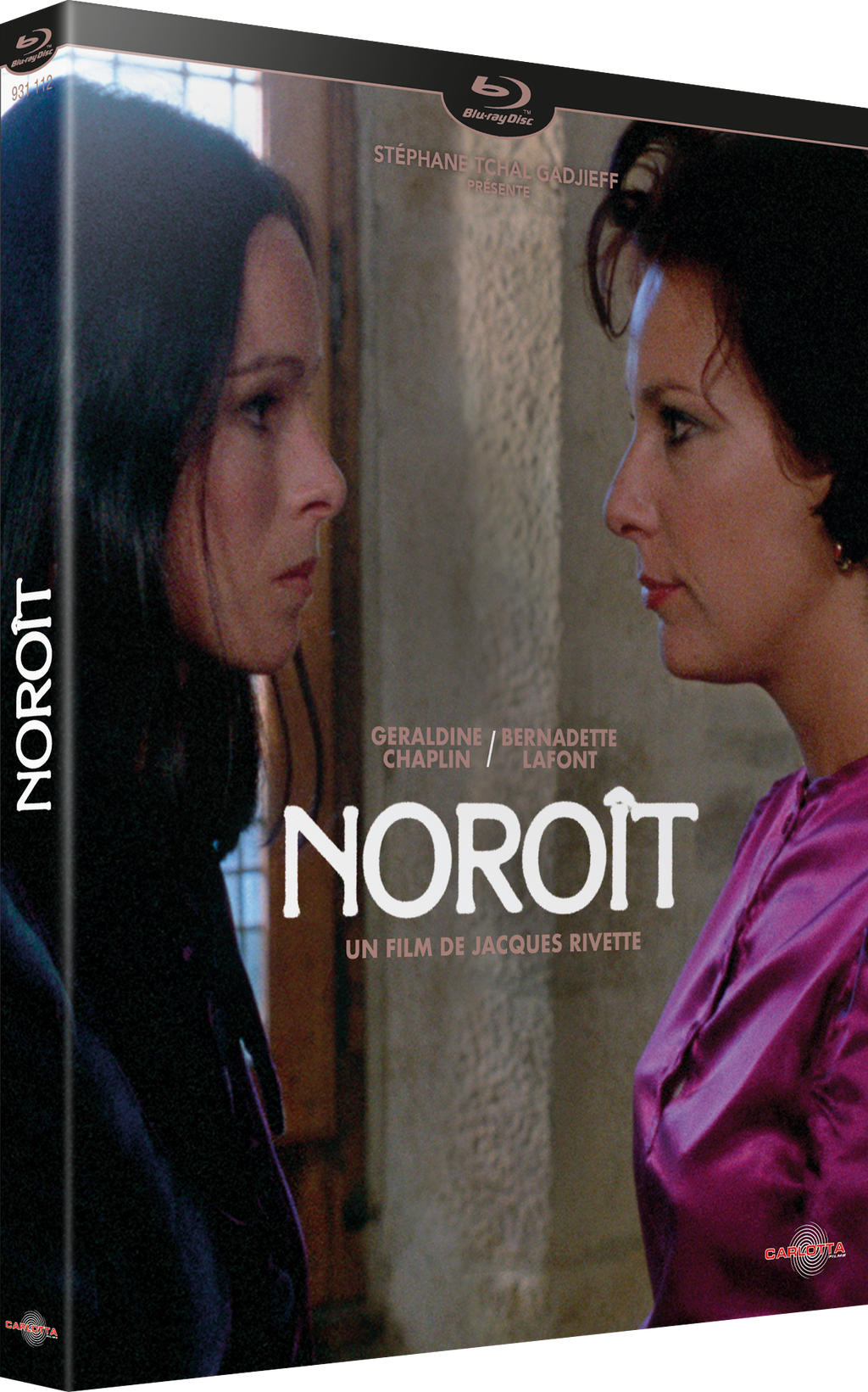 Noroît de Jacques Rivette - CARLOTTA FILMS - La Boutique