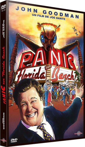 Panic sur Florida Beach de Joe Dante - CARLOTTA FILMS - La Boutique