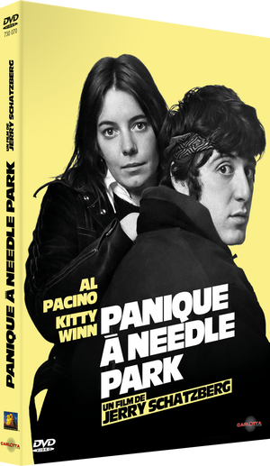 Panique à Needle Park de Jerry Schatzberg - CARLOTTA FILMS - La Boutique
