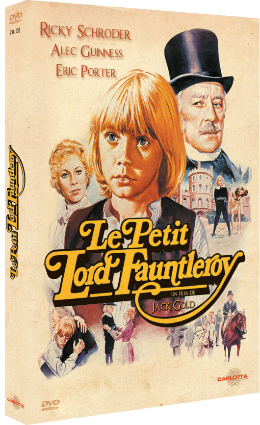Le Petit Lord Fauntleroy de Jack Gold - DVD - CARLOTTA FILMS - La Boutique