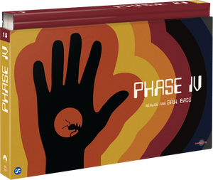 Phase IV - Coffret Ultra Collector 15 - Blu-ray + DVD + Livre - CARLOTTA FILMS - La Boutique