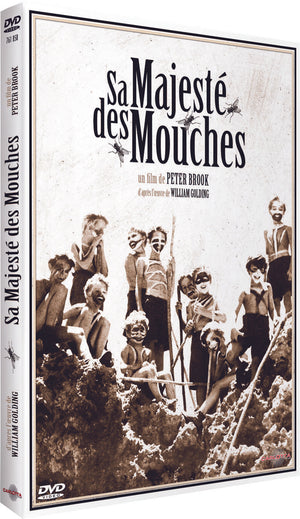 Sa Majesté des mouches de Peter Brook - CARLOTTA FILMS - La Boutique