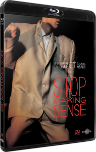 Stop Making Sense de Jonathan Demme et Talking Heads - CARLOTTA FILMS - La Boutique