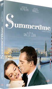 Summertime de David Lean - DVD - CARLOTTA FILMS - La Boutique