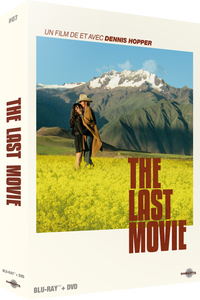 The Last Movie - Édition Prestige Limitée Combo Blu-ray/DVD + Memorabilia - CARLOTTA FILMS - La Boutique