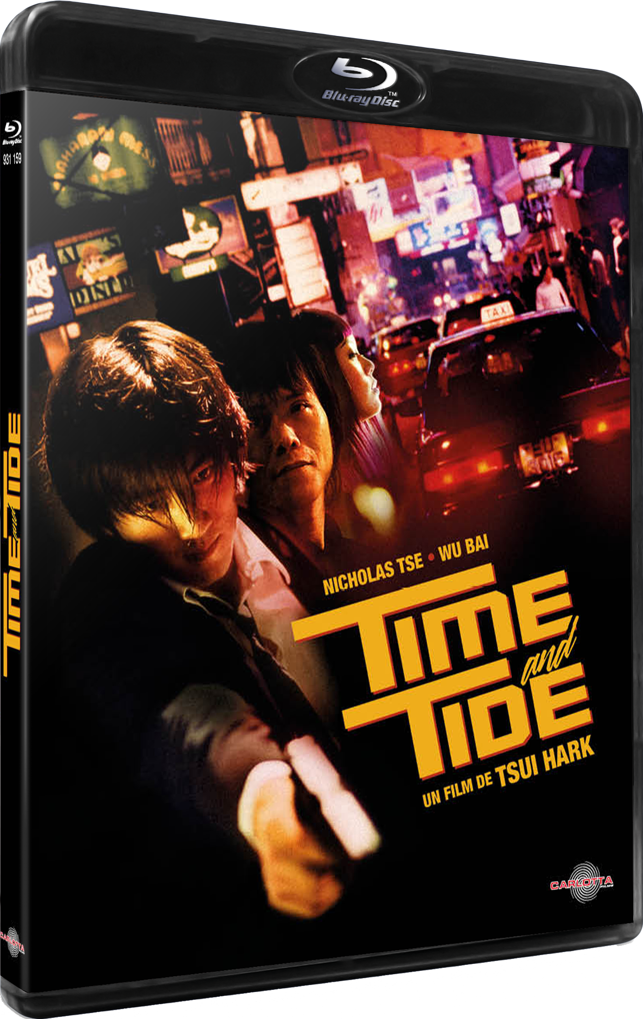 Time and Tide - Blu-ray - CARLOTTA FILMS - La Boutique