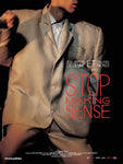 Stop Making Sense - Affiche - CARLOTTA FILMS - La Boutique