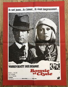 Affiche Bonnie and Clyde