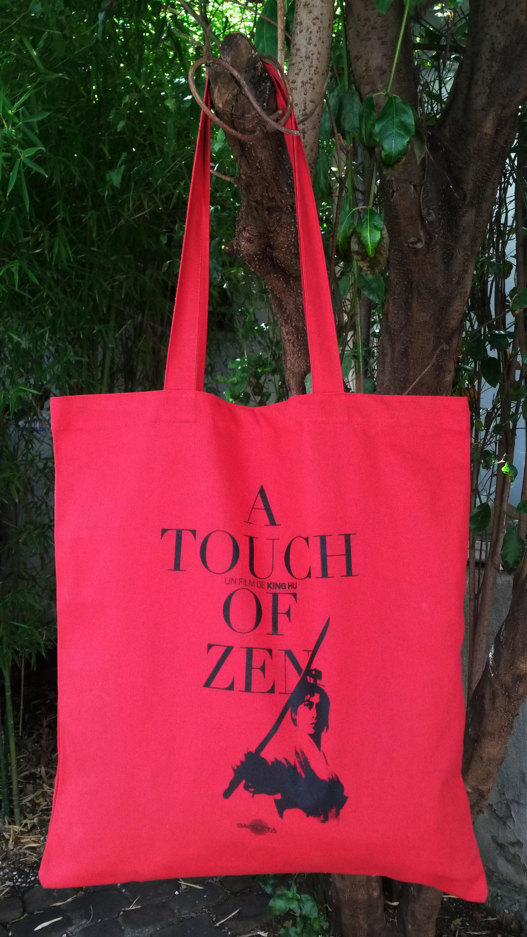 Tote bag Collector A Touch of Zen