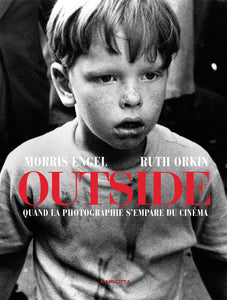 Outside de Stefan Cornic - Livre - CARLOTTA FILMS - La Boutique