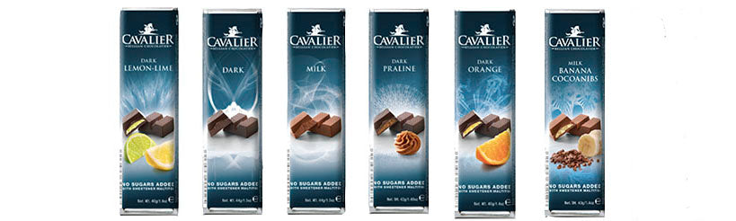Cavalier_No_Sugar_Added_Mini_Chocolate_Bars