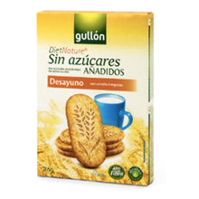 Load image into Gallery viewer, Gullon_No_Sugar_Added_Breakfast_Biscuits