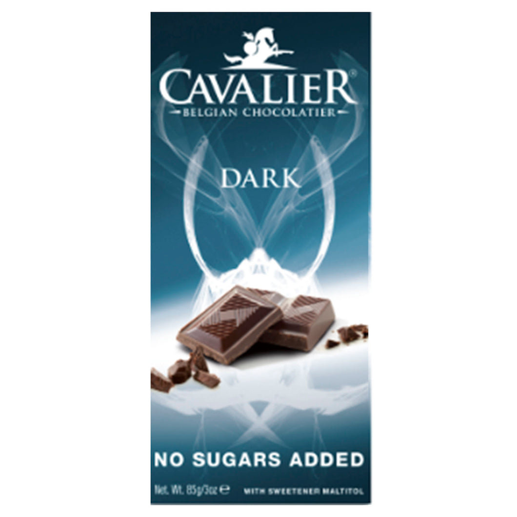 Cavalier_No_Sugar_Added_Dark_Chocolate_85g