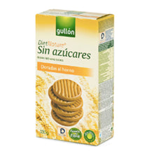 Load image into Gallery viewer, Gullon_Sugar_Free_Golden_Biscuits
