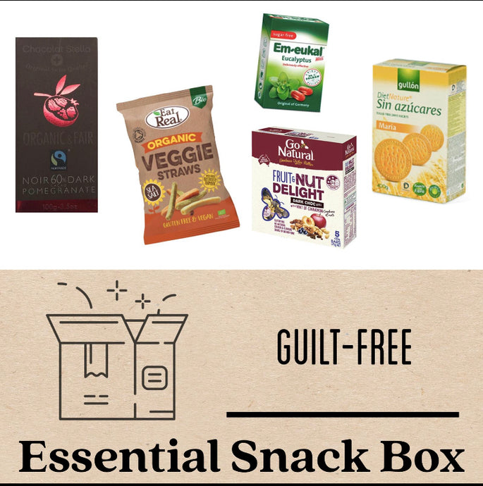 Guilt-Free Essential Snack Box