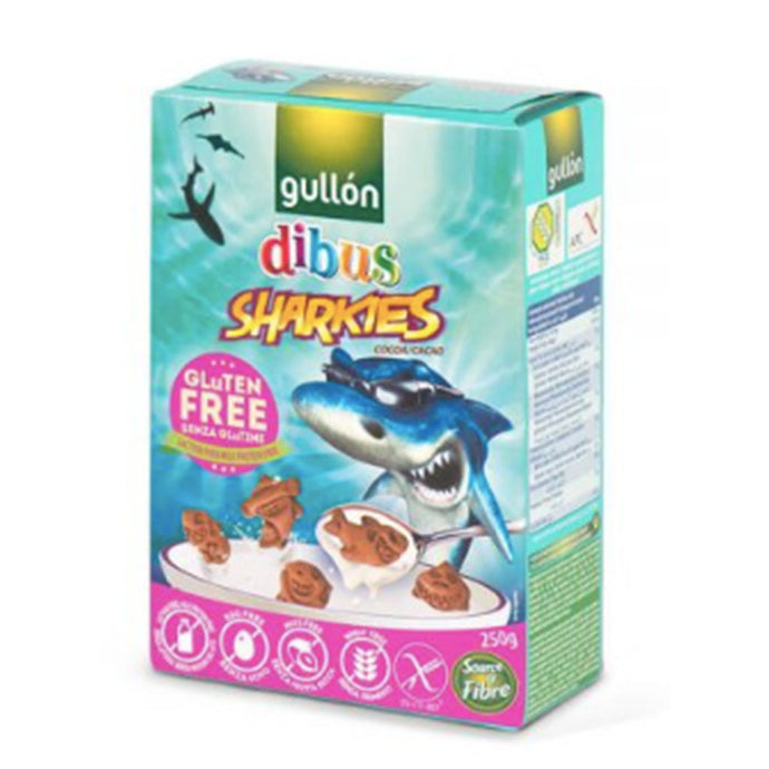Gullon_Gluten_Free_Sharkie_Chocolate_Biscuits