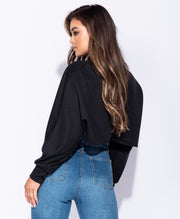 Those Nights Crop Top - Pinq boutique