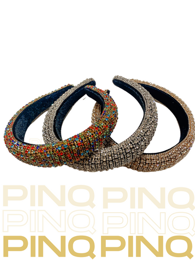 Crystal Headbands - Pinq boutique