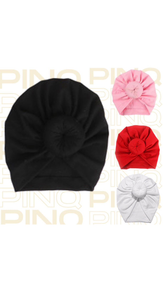 """Mini Me"" Turban - Pinq boutique"