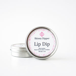 Organic Non Toxic and Deeply Hydrating Lip Balm with Vitamin E
