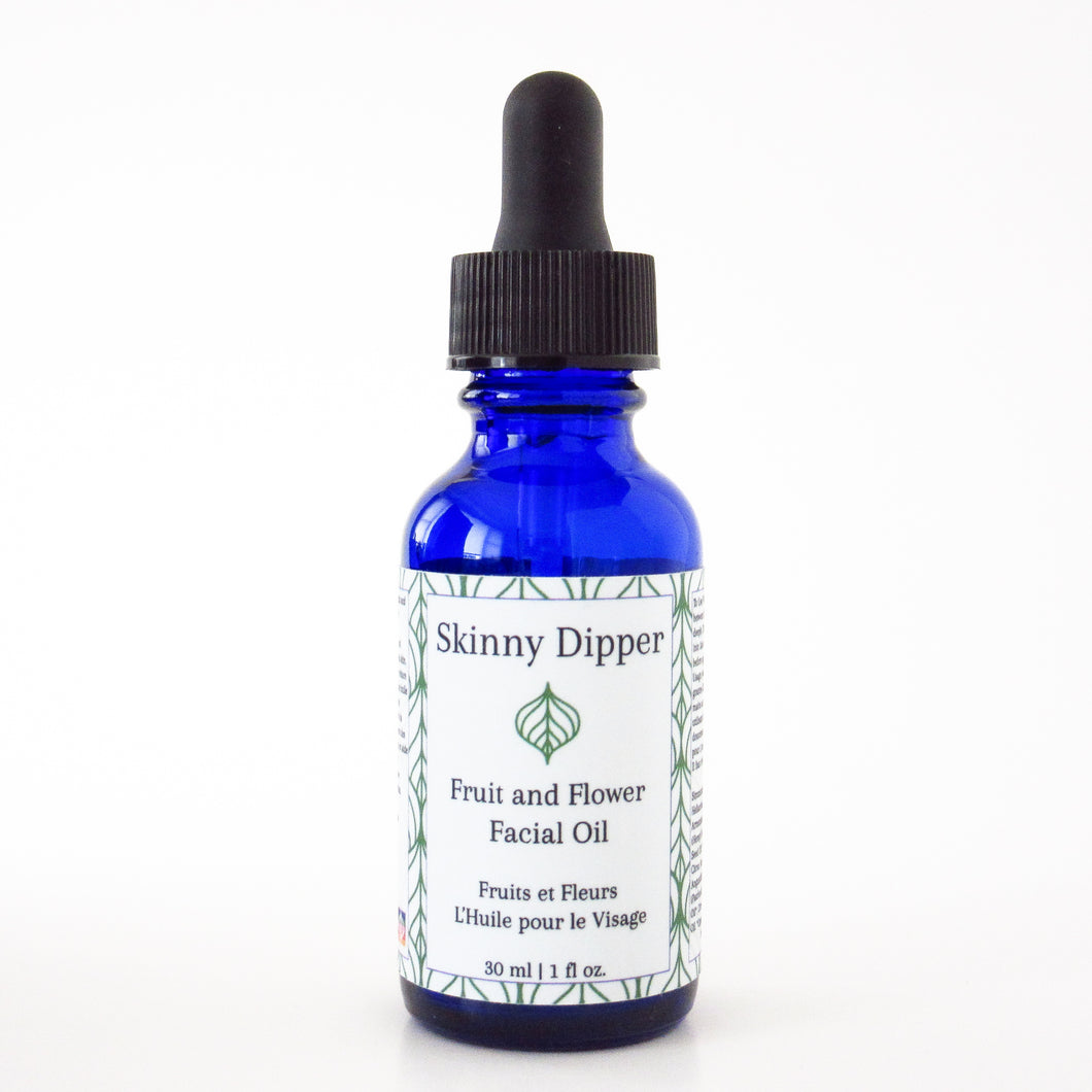 Organic Facial Oil for Glowing Skin - All Natural Non Toxic Moisturizer