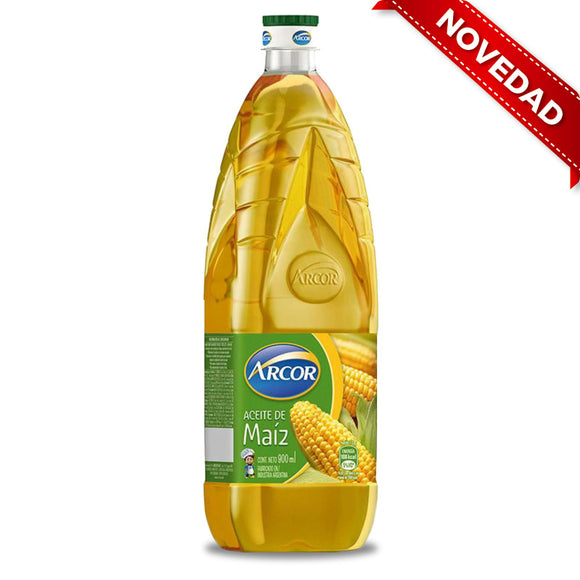 Aceite de maíz ARCOR - 900ml