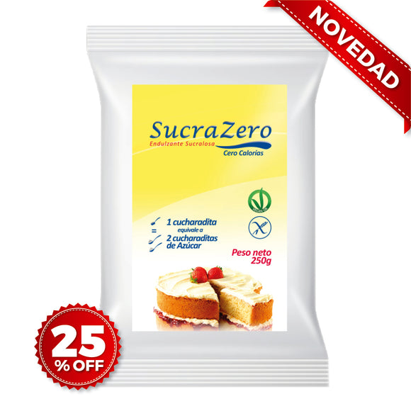 Sucrazero DELI FOR LIFE - 250Grs