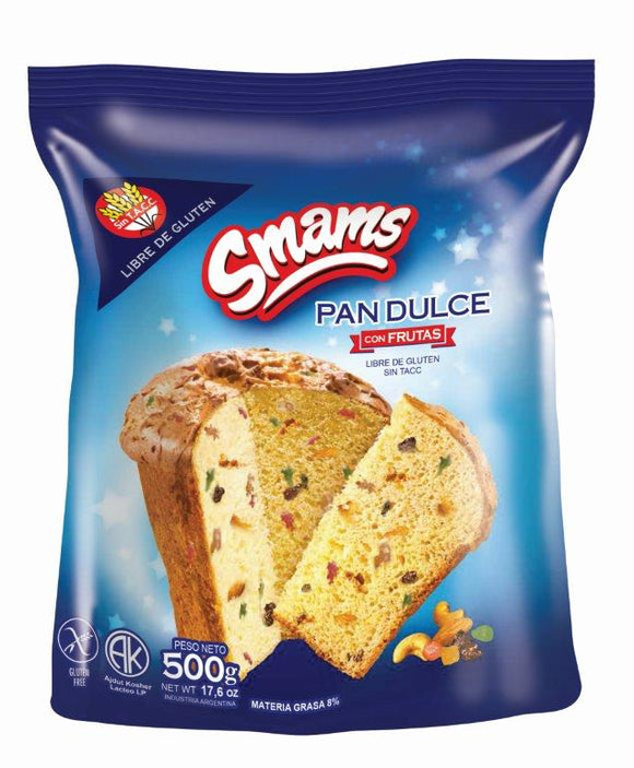 Pan Dulce SMAMS 500g