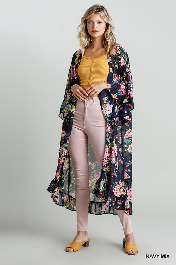 Center of Attention Kimono