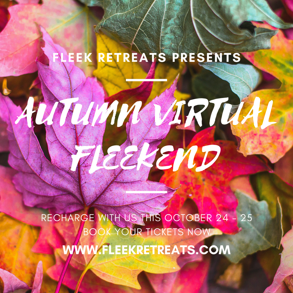Weekend Ticket: Autumn Virtual Fleekend