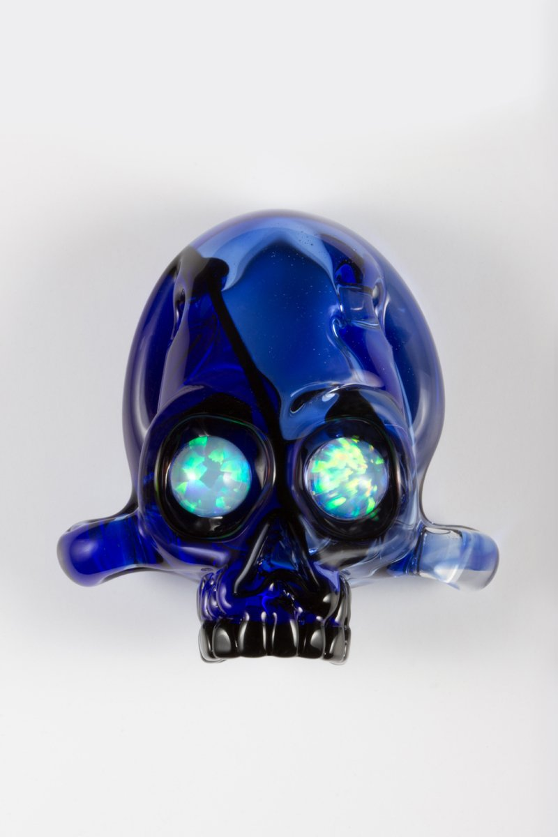 Light Cobalt by Northstar Glassworks
