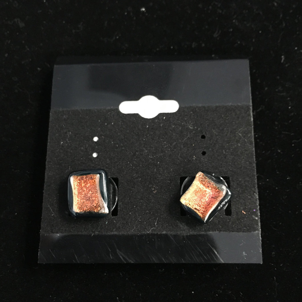 Glass Earrings by Kensy (Various Styles)