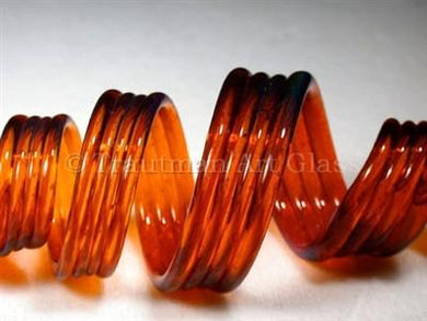 Apricot by Trautman Art Glass