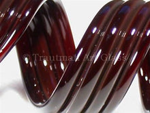 Load image into Gallery viewer, Dark Red Elvis by Trautman Art Glass