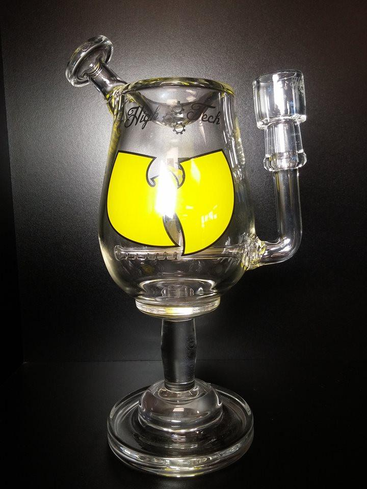 Wu Tang Pimp Cup by High Tech Glassworks